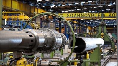 Συνεργασία Σωληνουργεία Κορίνθου - ΑrchellorMittal για τον αγωγό υδρογόνου της Ιταλίας