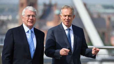 Βρετανία: Blair και Major ζητούν από τον Johnson να αποσύρει το «σοκαριστικό» νομοσχέδιο για το Brexit