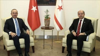 Cavusoglu για Κυπριακό: Δεν τίθεται θέμα Ομοσπονδίας - Επιμένει για τη συνεκμετάλλευση