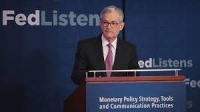 Clarida (Fed Σικάγο): Η Fed δεν αναμένεται να μειώσει τις αγορές ομολόγων εντός του 2021