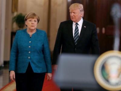 Ανατροπή στο ενεργειακό μέτωπο: Υποχώρηση Merkel στις πιέσεις Trump για το αμερικανικό LNG