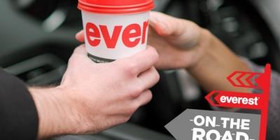 Σημαντικές διακρίσεις για τα everest στα Coffee Business Awards 2020