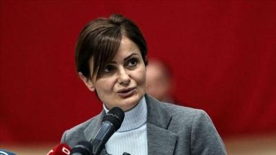 Kaftancioglu: Η αντίπαλος που στοιχειώνει τον ύπνο του σουλτάνου Erdogan - Πως μεθοδεύει την πολιτική της εξόντωση