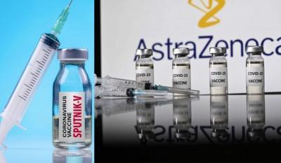 Ρωσία: Ο συνδυασμός των εμβολίων Sputnik-V και AstraZeneca θα παρέχει προστασία από τον κορωνοϊό για 2 χρόνια