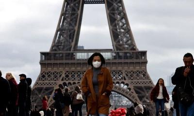 Θερίζει και τη Γαλλία ο κορωνοϊός - 319 θάνατοι σε μία μέρα, συνολικά 2.314 οι νεκροί