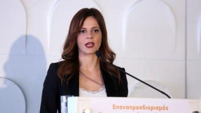 Αχτσιόγλου (ΣΥΡΙΖΑ): Η ΝΔ νομοθετεί για τον σκληρό πυρήνα του ΣΕΒ