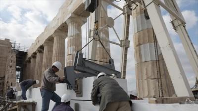 Κρούσμα κορωνοϊού σε εργαζόμενο της Υπηρεσίας Συντήρησης Μνημείων Ακροπόλεως