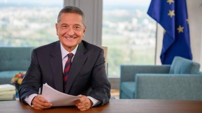 Panetta (ΕΚΤ): Να διατηρηθεί η νομισματική στήριξη έως ότου ο πληθωρισμός επιστρέψει στο 2%