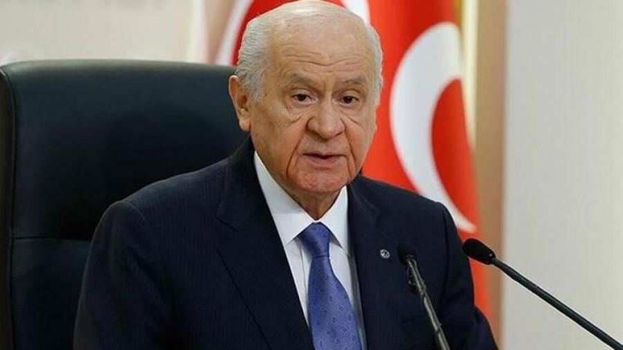 Bahceli (ΜΗΡ – Τουρκία): Αρραγής η συμμαχία μου με τον Erdogan – Οι σχέσεις μας με τον πρόεδρο είναι συνεπής