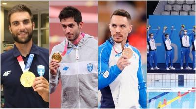 Οι κατακτήσεις των μεταλλίων στους Ολυμπιακούς Αγώνες - επιβλητική η Αμερική