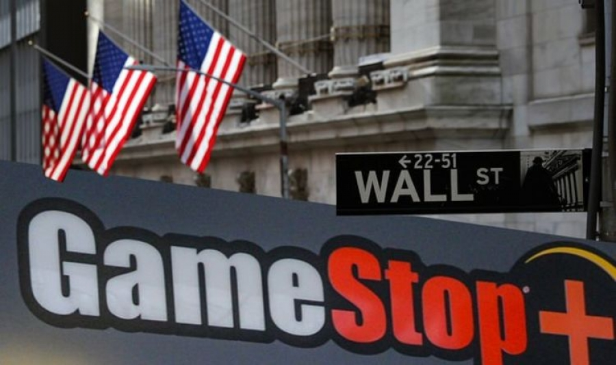 ΗΠΑ: Η Wall και ο φόρος 800 δισ. δολ. επί των συναλλαγών με αφορμή την υπόθεση GameStop
