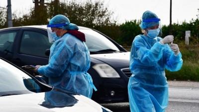 ΕΟΔΥ: Που εντοπίστηκαν τα περισσότερα κρούσματα Covid από τα rapid test
