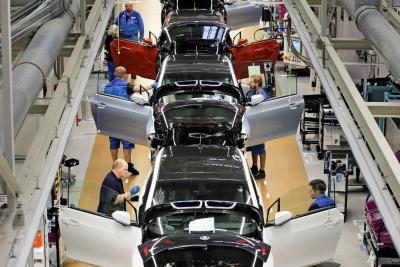 ΕΛΣΤΑΤ: Αυξήθηκε κατά 4,4% η βιομηχανική παραγωγή στη χώρα τον Φεβρουάριο 2021