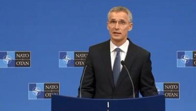 Stoltenberg (ΝΑΤΟ): Δεσμεύομαι να ενδυναμώσω τον μηχανισμό αποκλιμάκωσης μεταξύ Ελλάδας - Τουρκίας