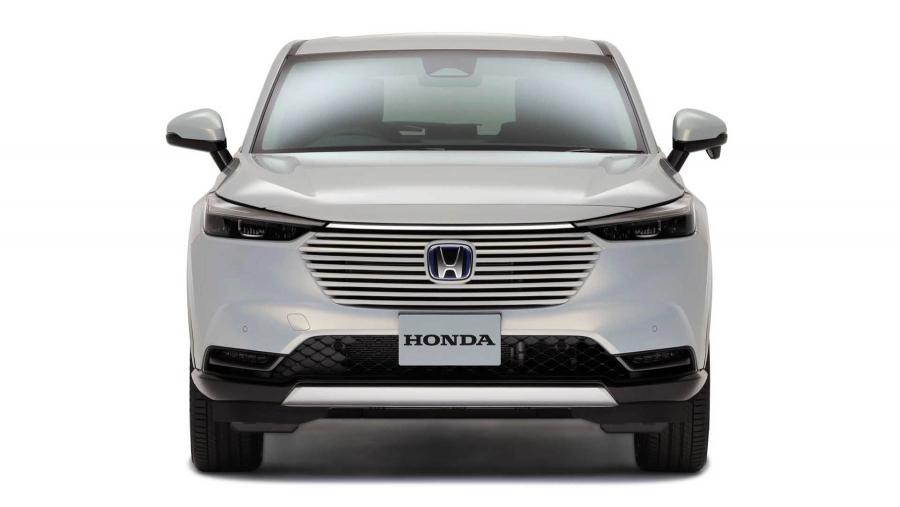 Επίσημα το νέο υβριδικό Honda HR-V e:HEV στην Ιαπωνία!