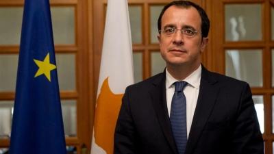 Κύπρος - Τηλεφωνική επικοινωνία Χριστοδουλίδη - Lavrov