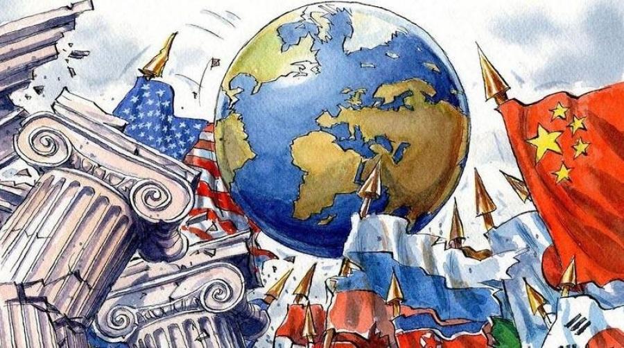 Η Ρωσία προειδοποιεί: Η Νέα Τάξη Πραγμάτων πεθαίνει,  οι ΗΠΑ χάνουν την πρωτοκαθεδρία