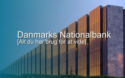 Κεντρική Τράπεζα Δανίας: Διατηρεί αρνητικά επιτόκια από το 2012 και διαμορφώνει την τάση