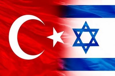 Τουρκία: Το Ισραήλ είναι κράτος – τρομοκράτης
