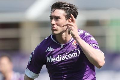 Φιορεντίνα: Απίστευτος Βλάχοβιτς «φόρτωσε» με 7 γκολ την εστία της Φολίνο!