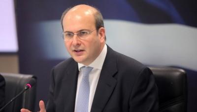 Χατζηδάκης: Ξεκινούν οι ιδιωτικοποιήσεις ΔΕΔΔΗΕ, αποθήκευσης φυσικού αερίου, ΛΑΡΚΟ