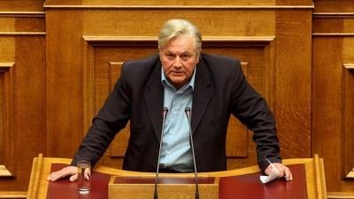 Υπέρ της Συμφωνίας των Πρεσπών ο Παπαχριστόπουλος: Το «Μ» στη FYROM σημαίνει «Μακεδονία» και κάποιοι υποκρίνονται