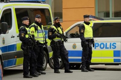 Συνελήφθη άτομο που ετοίμαζε τρομοκρατική ενέργεια στη Σουηδία