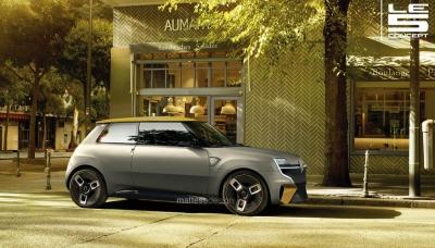 H Renault θα επαναφέρει το θρυλικό 4L «Κατρέλ» και το Alpine 5!