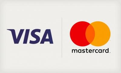 ΗΠΑ: Διακανονισμός 6,2 δισ. δολαρίων για τις Visa και Mastercard - Κλείνει η χρόνια δικαστική διαμάχη