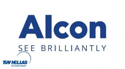Την Alcon Laboratories Hellas πιστοποίησε η TÜV Hellas