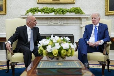Αφγανιστάν: Το τελευταίο τηλεφώνημα - Τι είπε ο Biden στον πρόεδρο Ghani πριν τον ρίξουν οι Ταλιμπάν