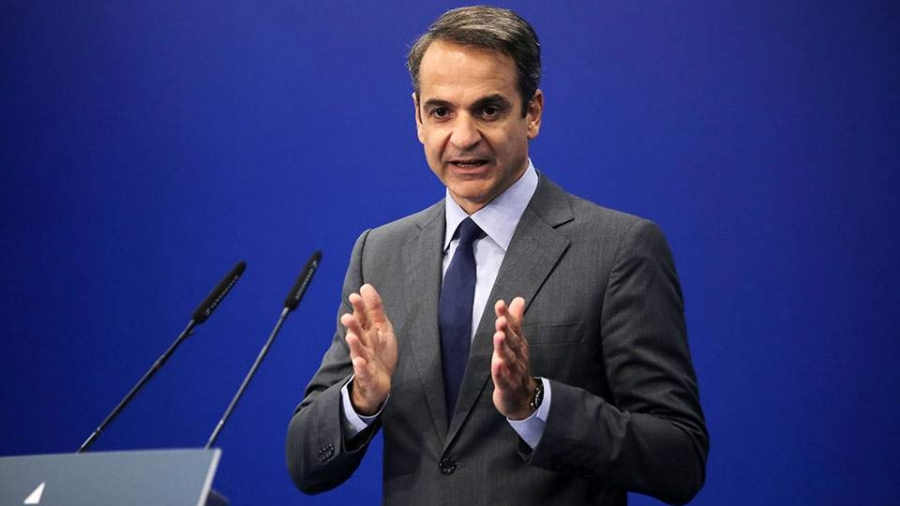 O πρωθυπουργός K. Μητσοτάκης μεταβαίνει στην Αίγυπτο για επίσημη επίσκεψη τη Δευτέρα 21 Ιουνίου