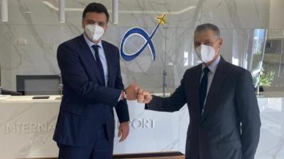 Θετικότερη κίνηση του αναμενόμενου στο αεροδρόμιο της Αθήνας τον Οκτώβριο