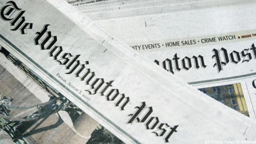 Υποχρεωτικός ο εμβολιασμός για όλους τους δημοσιογράφους και το προσωπικό της Washington Post
