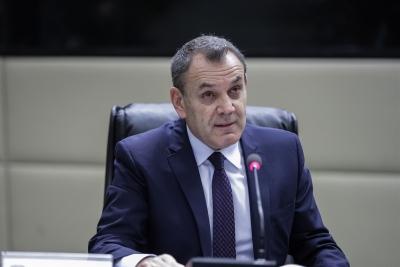 Ν. Παναγιωτόπουλος για ελληνοτουρκικά: Ό,τι απειλείται, δεν  αποστρατικοποιείται