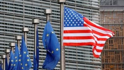 ΗΠΑ - ΕΕ: Συνεργασία για να ανακοπεί η κινεζική επέλαση στο παγκόσμιο εμπόριο