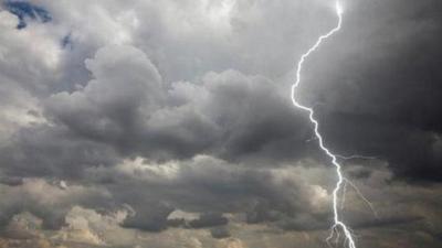 Προειδοποίηση για καταιγίδες από το απόγευμα