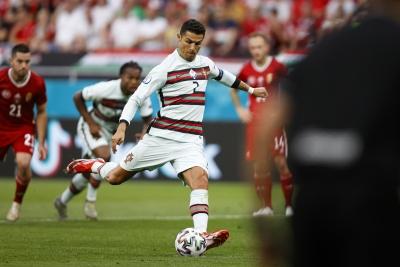 Ρονάλντο: «Eίμαι ευγνώμων στην ομάδα που με βοήθησε να σκοράρω δυο γκολ»