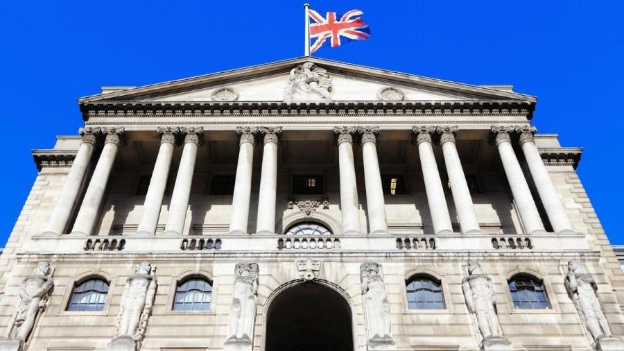 Βρετανία: Επιφυλακτικά αισιόδοξη για την ανάκαμψη η κεντρική τράπεζα
