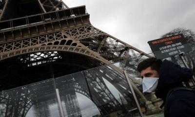 Κορωνοϊός: 78 θάνατοι στη Γαλλία μέσα σε 24 ώρες