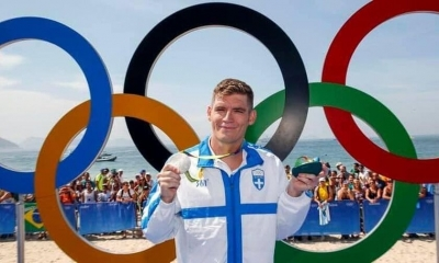 Γιαννιώτης για Γκολομέεβ – «Είσαι ανάμεσα στους γρηγορότερους κολυμβητές στον κόσμο για άλλη μια φορά»