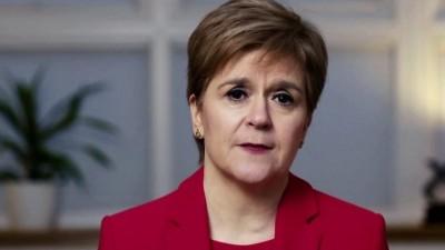 Sturgeon (Πρωθυπουργός Σκωτίας) - Brexit: Mια ανεξάρτητη Σκωτία πρέπει να ενταχθεί γρήγορα στην ΕΕ