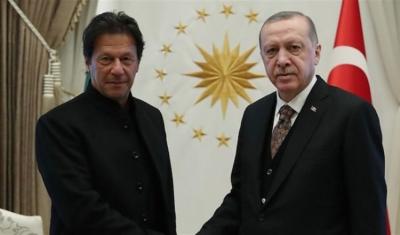 Τουρκία - Πακιστάν είμαστε δύο χώρες, ένα έθνος - Την στηρίζουμε απόλυτα στην Κύπρο, δήλωσε Πακιστανός αξιωματούχος