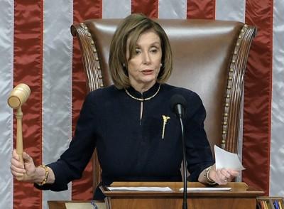 Pelosi (ΗΠΑ): Ο εκλεγμένος Biden έχει λάβει ισχυρή εντολή να κυβερνήσει