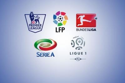 Τόσα ξόδεψαν τα πέντε κορυφαία πρωταθλήματα: Από την άνοδο της Bundesliga στην κάθοδο της La Liga