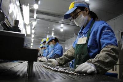 Σε πορεία σταθερής ανάκαμψης η κινεζική οικονομία – Αναμένει ρυθμό ανάπτυξης 8% το 2021