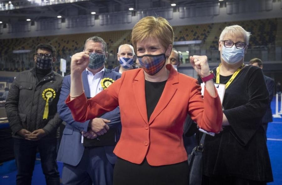 Σκωτία: Νίκη των αυτονομιστών στις τοπικές εκλογές – Ζητούν νέο δημοψήφισμα από τον Johnson