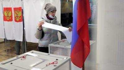 Ρωσία – εκλογές: Νίκη για το κόμμα του Putin με 38,5% - Δεύτεροι οι κομμουνιστές  με 25,1%