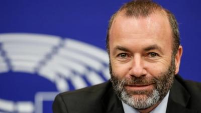 Weber: «Χρόνια Πολλά σε όλους τους Έλληνες φίλους μας»