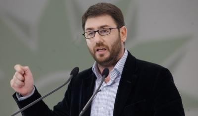 Ανδρουλάκης: Να σεβαστούμε τους 210 χιλιάδες συνιδρυτές στο συνέδριο του «Κινήματος Αλλαγής»